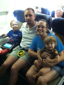 Thanks to Miracle Flights for another successful trip!